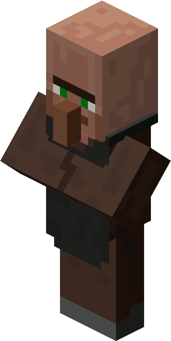 Blacksmith 				Villager