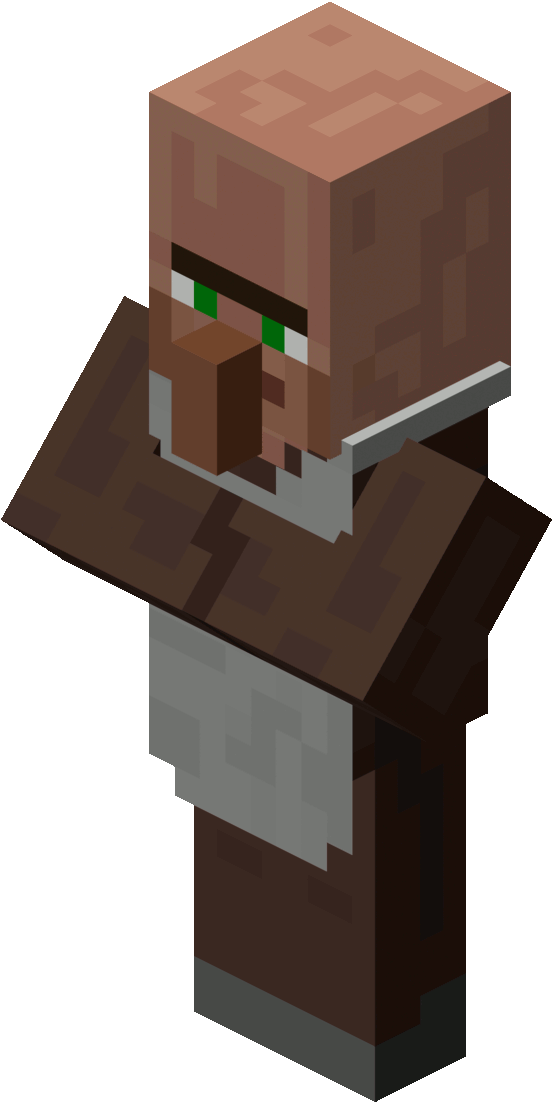 Butcher 				Villager