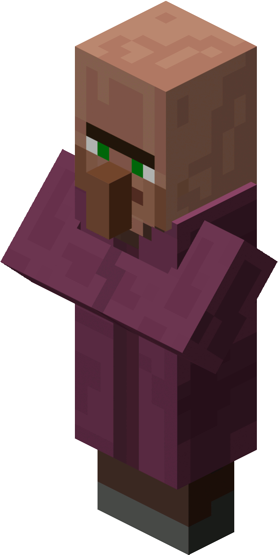 Priest 				Villager
